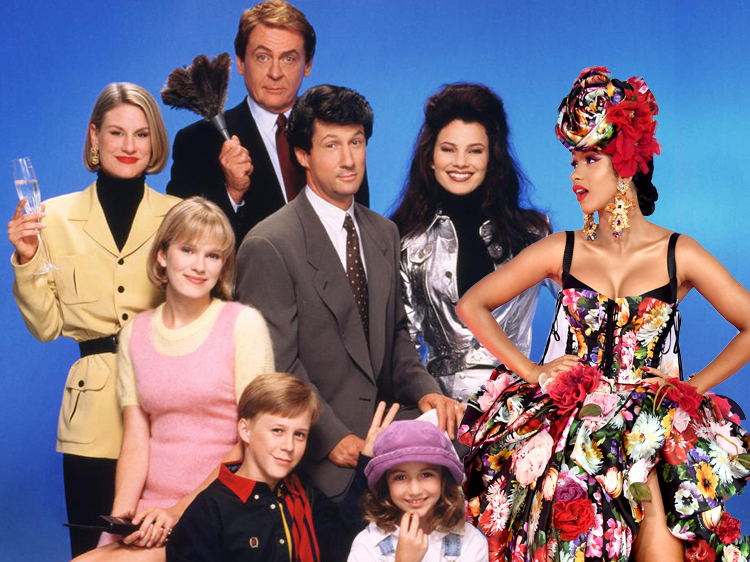 Cardi B Goat: Fran Drescher Wants Cardi B As Her Daughter In A Nanny Reboot
