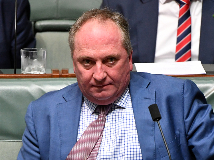 Barnaby Joyce Is Making A Comeback, So Don't Forget His ...